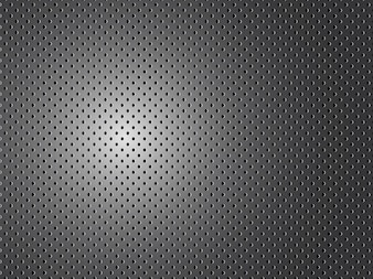 Shiny metal surface pattern vector