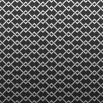 Silver/platinum metallic background with geometric pattern. Elegant luxury style.