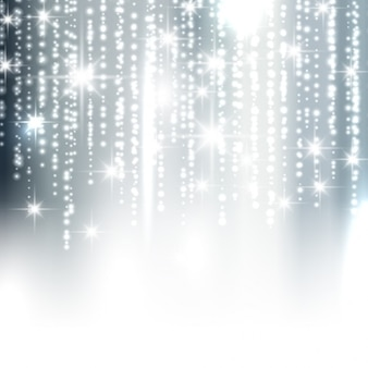Silver sparkle background