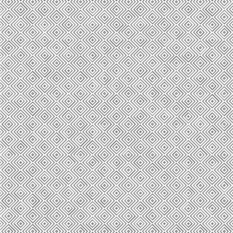 Simple geometric pattern with diamonds