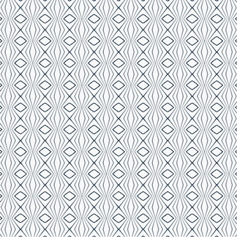 Simple geometric pattern with tribal shapes