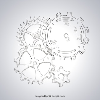 Sketchy mechanism