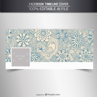 Sketchy natural facebok cover
