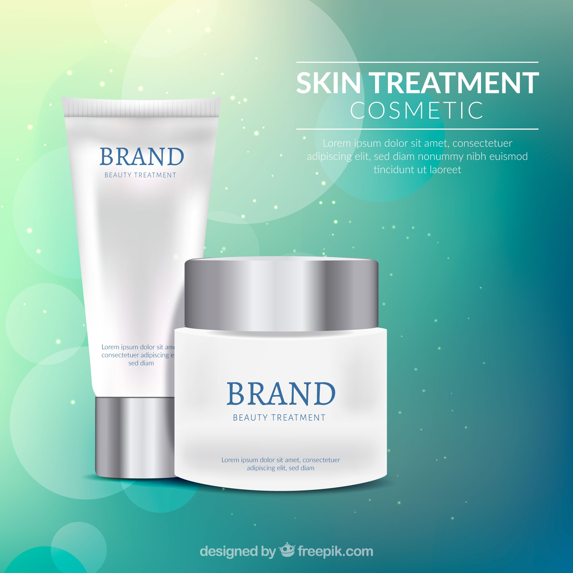 Skin treatment cosmetic