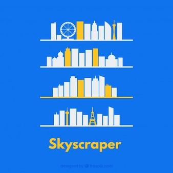Skyscraper Vector Pack