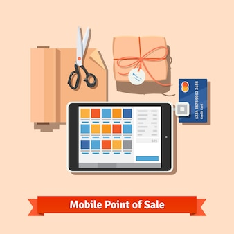 Small retail business payments