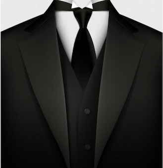 Smart and trendy men suit
