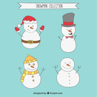Snowmen Collection