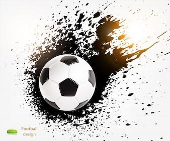 Soccer shape object sphere equipment