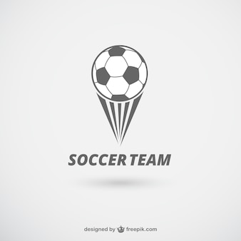Soccer team emblem
