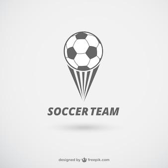 Soccer team emblem