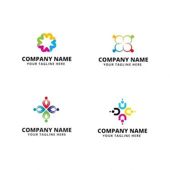 社会Logoコレクション