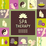 SPA therapy set