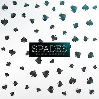 Spades background