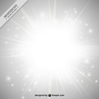 Sparkle white background