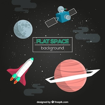 Spatial elements background