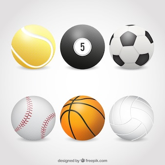 Sport balls