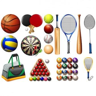 Sport equipments design