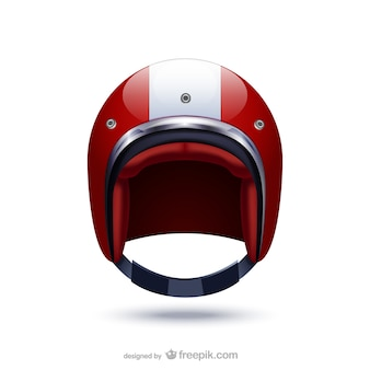 Sports helmet illustration