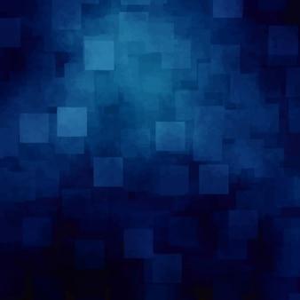 Squared синий текстура