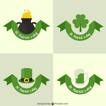 St Patricks day card collection