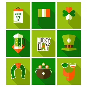 St Patricks elements