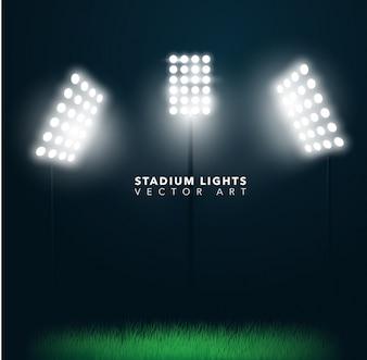Staidum lights design