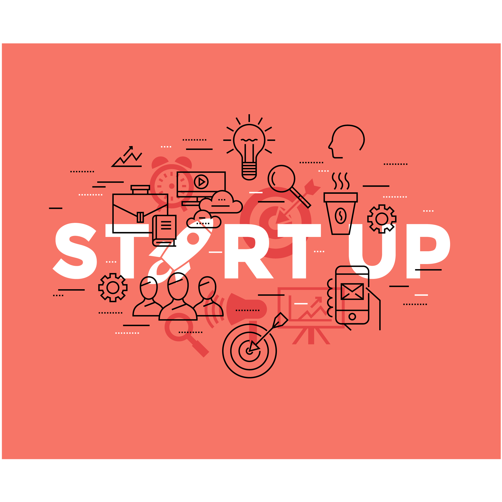 Start up business background