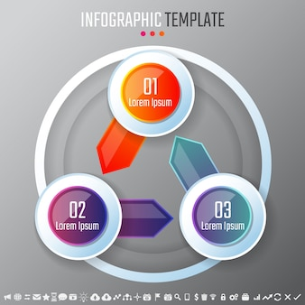 Statistic data infographics graphs infograph growth