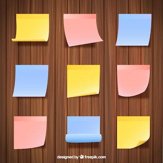 Sticky notes collection
