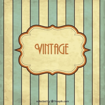 Striped vintage background