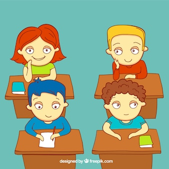 Student desktops