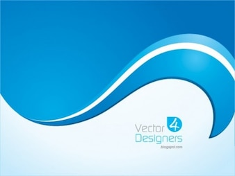 stylish background wave abstract illustrator vector