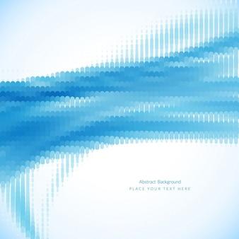 Stylish blue color modern background
