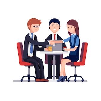 Job Interview Vectors Photos And Psd Files Free Download