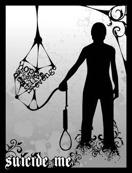 самоубийство вектор