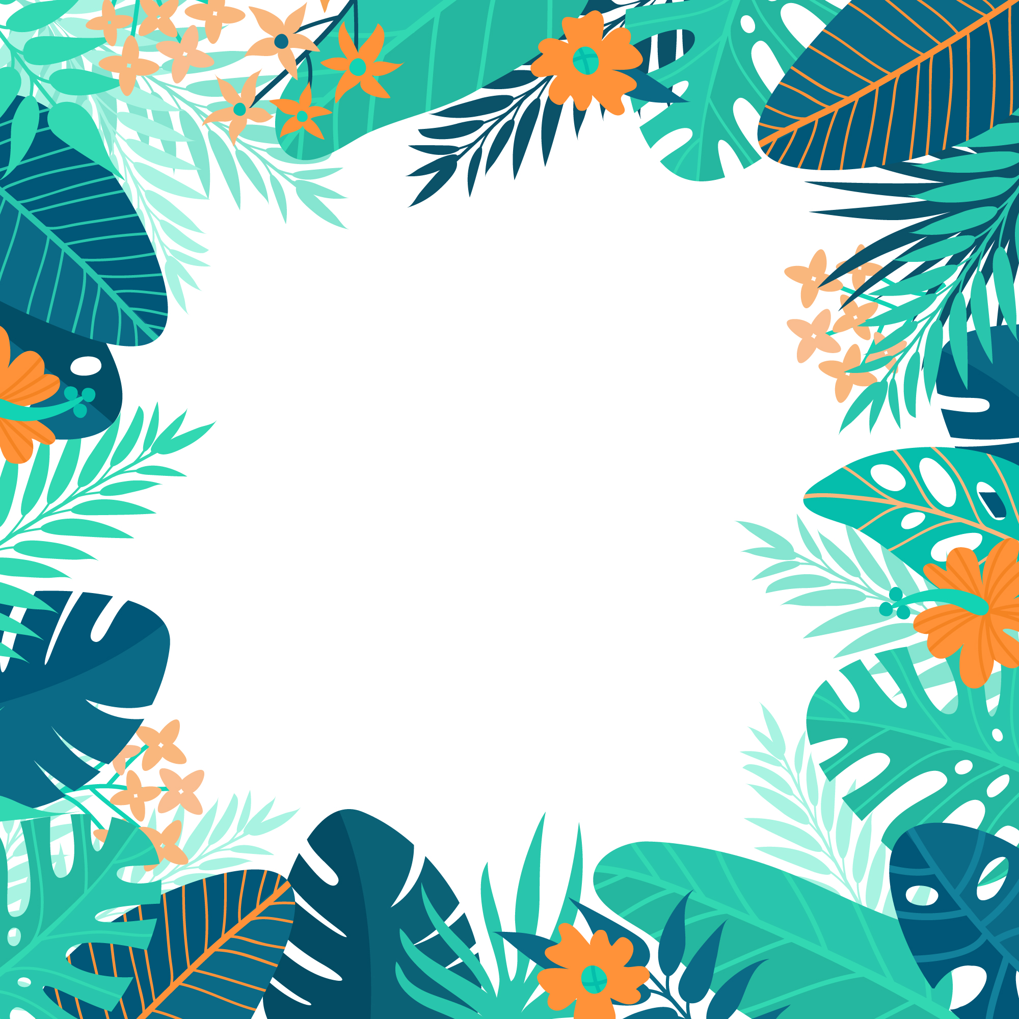 Summer background design