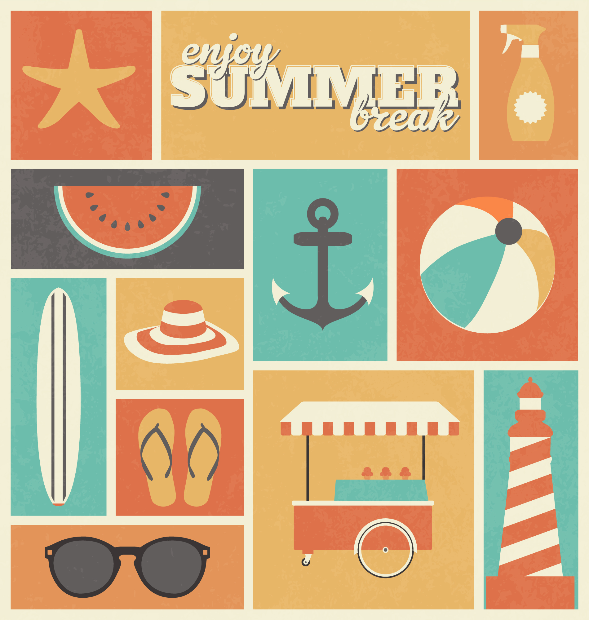 Summer designs collection