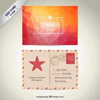Summer post card