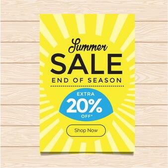 Sunny sales voucher