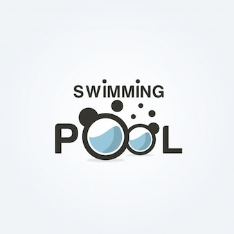 Swimming pool vectors photos and psd files free download - Swimming pool logo design ...