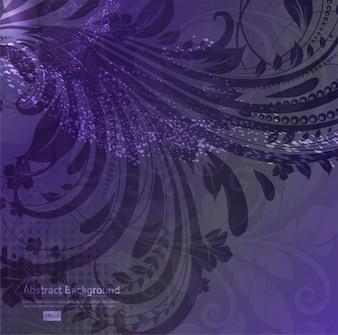Symmetry fantasy bright background explosion