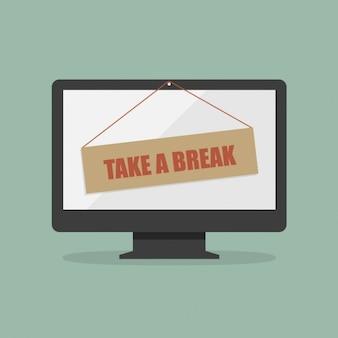 Take a break design