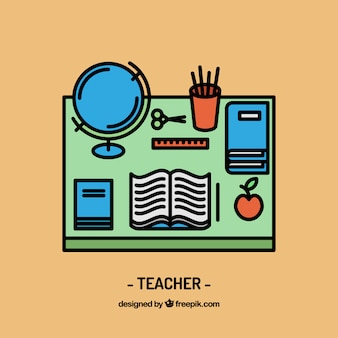 Teacher workplace design