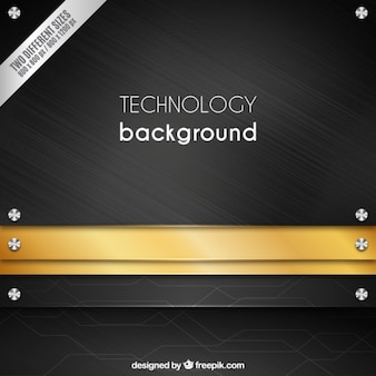 Technology background metal texture