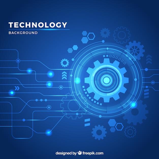 tech modern