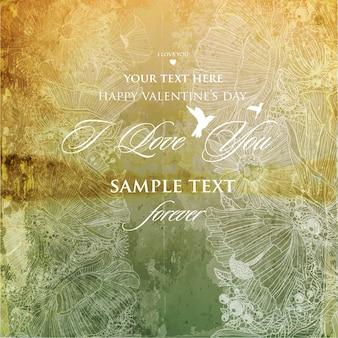 Textile element beauty decoration doodles