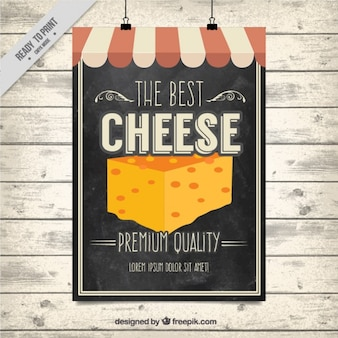 The best cheese poster
