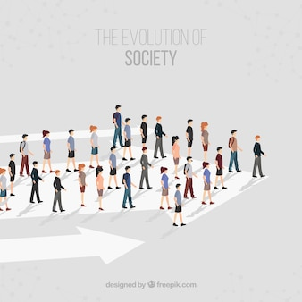 The direction of the society