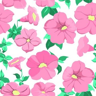 The petunia design.